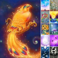 5D Full Drill Diamond Painting DIY Embroidery Cross Stitch Kit Decor Xmas Gift