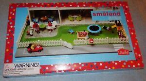 Lundby Smaland Swedish  dollhouse garden! New! In box!
