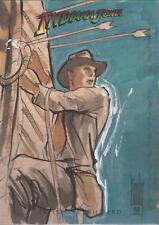"Indiana Jones Heritage - Kody Chamberlain ""Indy"" Sketch Card"