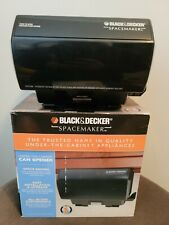 Black And Decker Under Counter Can Opener Multi Use