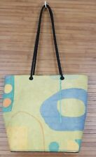 Art to Wear Purse Bag Small Tote By Material Things USA Made Geometric Print