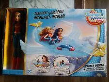 DC Super Hero Girls - Wonder Woman & Invisible Jet play set.
