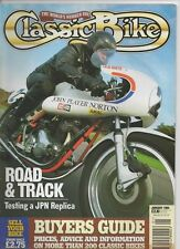 January Classic Bike Transportation Monthly Magazines