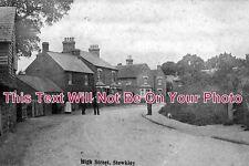 BU 148 - High Street, Stewkley, Buckinghamshire c1905 - 6x4 Photo