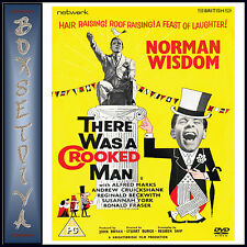 THERE WAS A CROOKED MAN -  Norman Wisdom &, Ronald Fraser *** BRAND NEW DVD ***