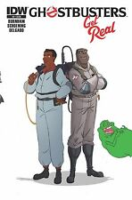 GHOSTBUSTERS GET REAL #4 Regular Cover Comic VF/NM IDW - Vault 35