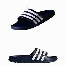 adidas Badelatschen Duramo Slide dark-blue neu ovp Größe 8 / 11, sind die letzen