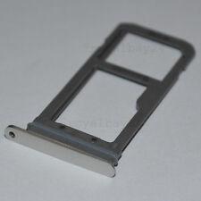 Samsung Galaxy S7 edge SIM-Halter Schlitten neu silber G935F microSD Tray silver