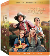 Little House on the Prairie: Complete Series (DVD) • NEW • Katherine MacGregor