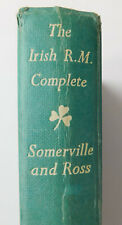 The Irish R M Complete book by Somerville and Ross Magistrate hunting stories