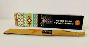 Tribal Soul White Sage And Palo Santo Incense Sticks 15g Genuine