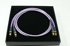 Nordost Frey 2 analogue interconnect (1m, RCA). FREE worldwide shipping.