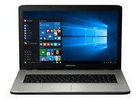 "MEDION AKOYA E7424 MD 60650 Notebook 17,3"" Intel i3 7 Gen 128GB SSD + 1,5TB  4GB"