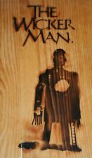 THE WICKER MAN 2-Disc DVD Set WOODEN BOX Ltd Ed Theatrical & Extended Version