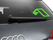 Anjunabeats Anjunadeep Car Sticker Window Decal, Neon Green