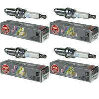 4X NGK Laser Platinum Premium Zündkerze 7742 Typ PZFR5N-11T Zünd Kerze