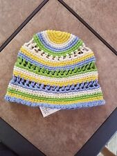 Fair Trade Handwoven Children's Crochet Cap/Hat