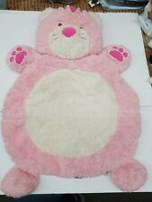 Bestever Baby Mat Pink Kitty Cat Tummy Time