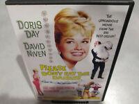 Please Dont Eat the Daisies DVD Original Authentic US Version Doris Day