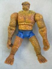 Marvel Legends Series 2 The Thing Action Figure Toy Biz 2002 Fantastic Four