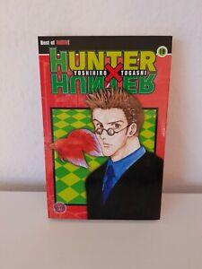 Hunter X Hunter 19 Yoshihiro Togashi Carlsen Comics Manga & Anime