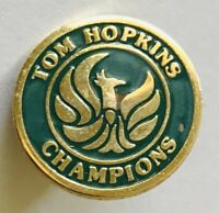 Tom Hopkins Champions Pin Badge Rare Vintage (C15)