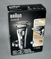 Braun Series 9 9293s Mens Wet Dry Electric Shaver with Charging Stand & Case