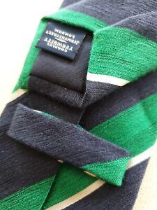 Charles Tyrwhitt Silk & Linen Blend Tie 8.5cm