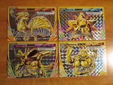 NM COMPLETE Pokemon NINETALES+NIDOKING+MACHAMP+ BREAK Card EVOLUTIONS 16-46/108