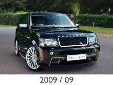 2009 09 Land Rover Range Rover Sport 2.7 TDV6 Stormer SE EXCLUSIVE HST Edition