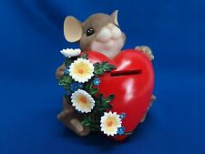 """Charming Tails Dean Griff Titled """"You Have Such A Kind Heart"""" Member Exclusive"""