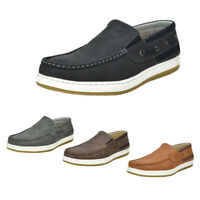 Mens Boat Shoes Fashion Sneakers Comfort Loafers Slip on Casual Shoes