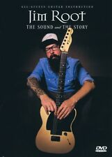 JIM ROOT – THE SOUND AND THE STORY INSTRUCTIONAL GUITAR TAB DVD