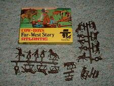 Atlantic HO 1/72 Box#1115 Cowboys