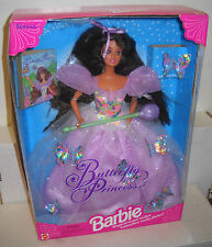 #6280 NRFB Mattel Butterfly Princess Teresa (Barbie) Doll