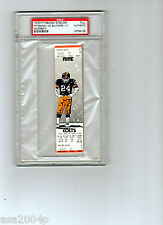 1978 PSA WORLD CHAMP FULL TICKET STUB COLTS @ PITTSBURGH STEELERS SUPERBOWL XIII