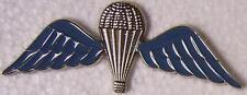 Large Hat Pin International British Jump Wings Jacket Epaulet NEW Airborne