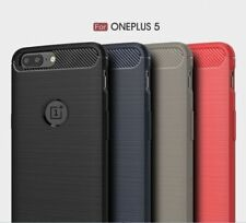Carbon Fibre Mobile Phone Fitted Cases/Skins for OnePlus 5