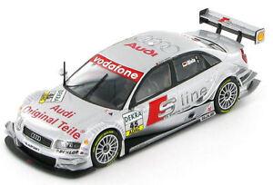 Audi A4 Frank Biela DTM 2004 1:43