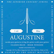 Sparpreis 2 Satz Konzertgitarre Saiten Augustine blau
