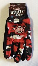 Ohio State Buckeyes Camouflage Sports Utility Gloves Work gardening NEW CAMO