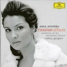 Russian Album - Netrebko/Gergiev/Orch. Of Mariinsky Theatre (2007, CD NIEUW)
