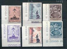 Vatikanstadt 517-522 (complete issue) unmounted mint / never hinged Eckrandstück