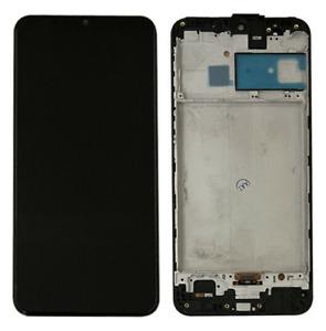Für Samsung Galaxy M30 Display Schwarz