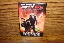 Walt Disney Spy Kids (The movie ) 2002 pin back  * New