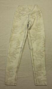 """P'tula Women's Mystique 26"""" Legging CD4 White Medium NWT"""