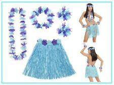Hawaii Bastrock mit Kordel 70cm zum Kostüm Karneval Fasching Orl