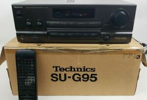Technics Model SU-G95 Stereo Integrated Amplifier TESTED