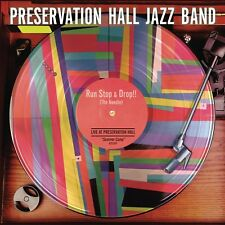 PRESERVATION HALL JAZZ BAND RUN, STOP & DROP THE NEEDLE VINILE LP BLACK FRIDAY