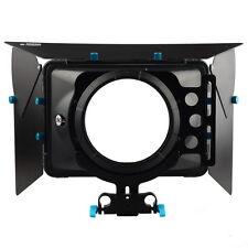 FOTGA DP3000 M1 Sunshade Matte Box for 15mm Rod DSLR Rig 5D II III 7D D90 D800